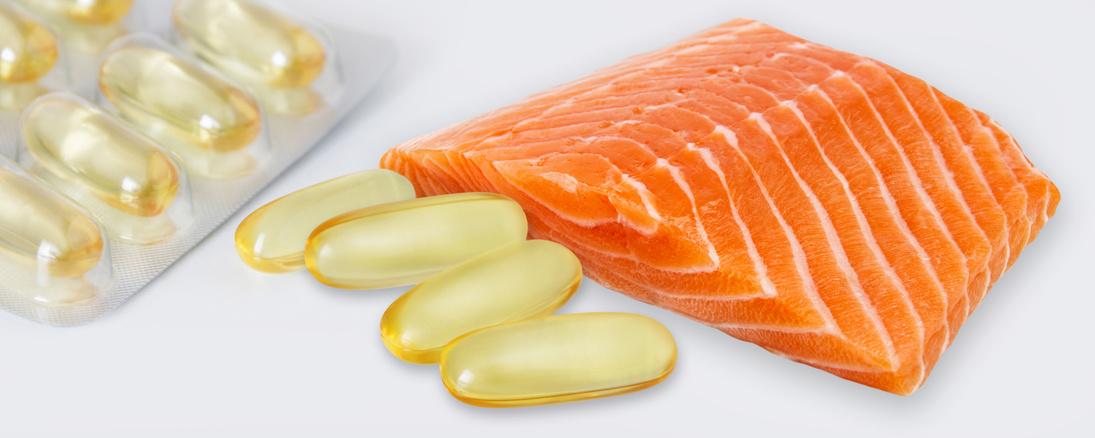 Fischöl fürs Herz...