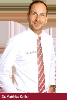 Herr Dr. med. Matthias Keilich
